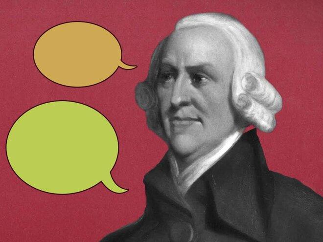 Adam Smith: The father of modern economics