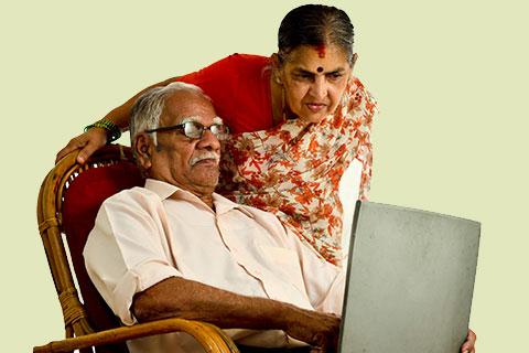 Higher earnings for senior citizens