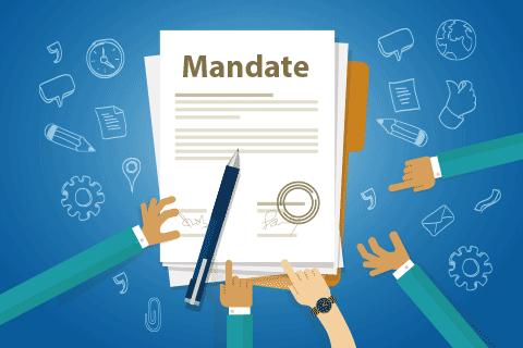 The mandate matters