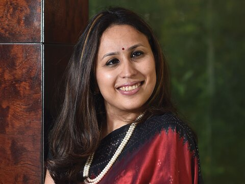 Interview with Radhika Gupta, CEO Edelweiss AMC