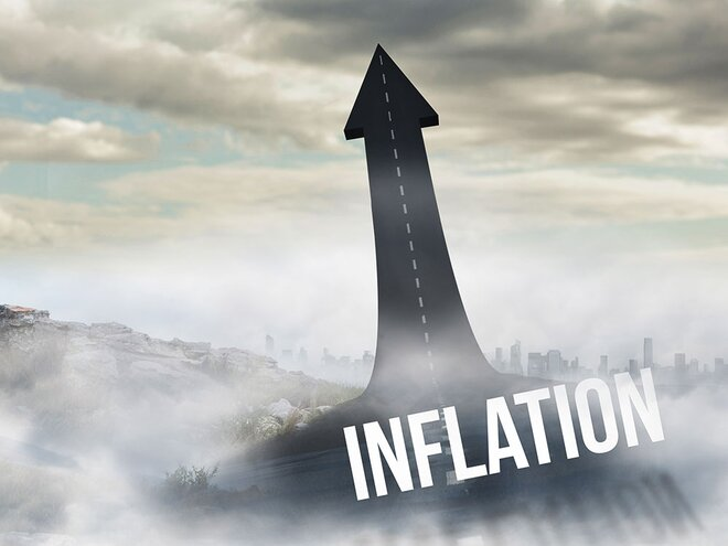 Whatever is going on with Indian inflation