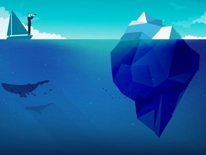 The Iceberg Tax