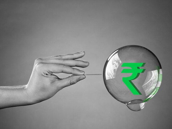 Finding overvalued stocks