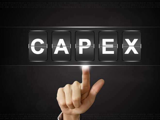 Capping the capex