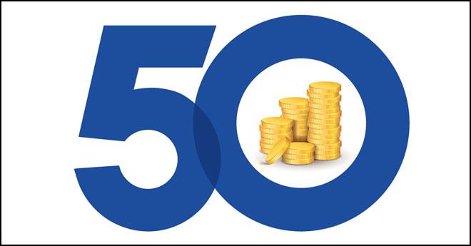 50 long-term wealth builders