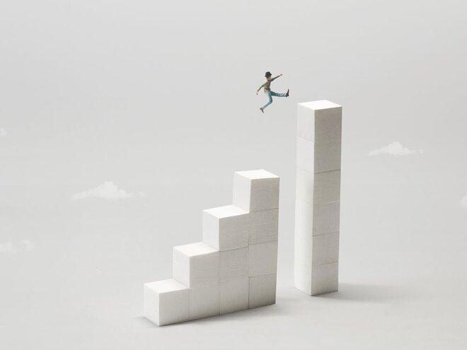Small investor, big goals