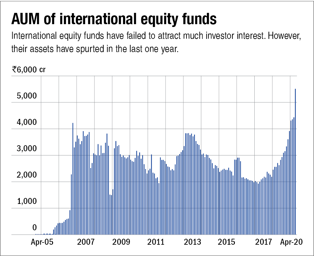 Profiting from international equity