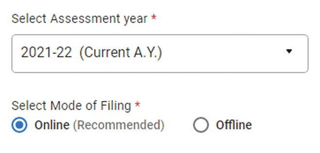 How to file your ITR