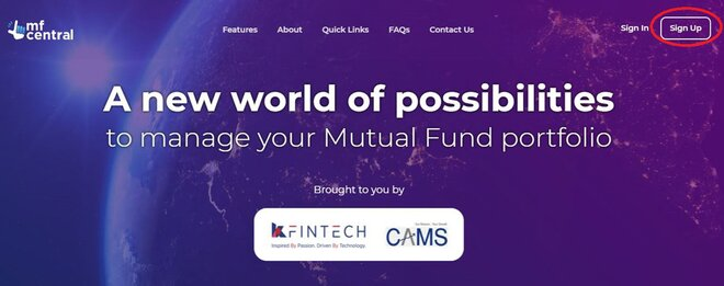 A one-stop solution for all your mutual fund needs