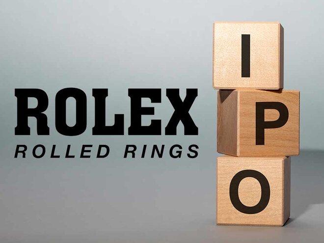 IPO update: Rolex Rings