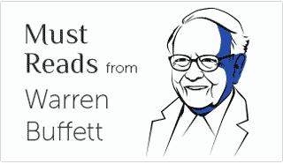 Must Reads from Warren Buffet